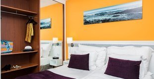 SUITE APPARTEMENTS MIT 1 SCHLAFZIMMER Hotel Coral Los Alisios
