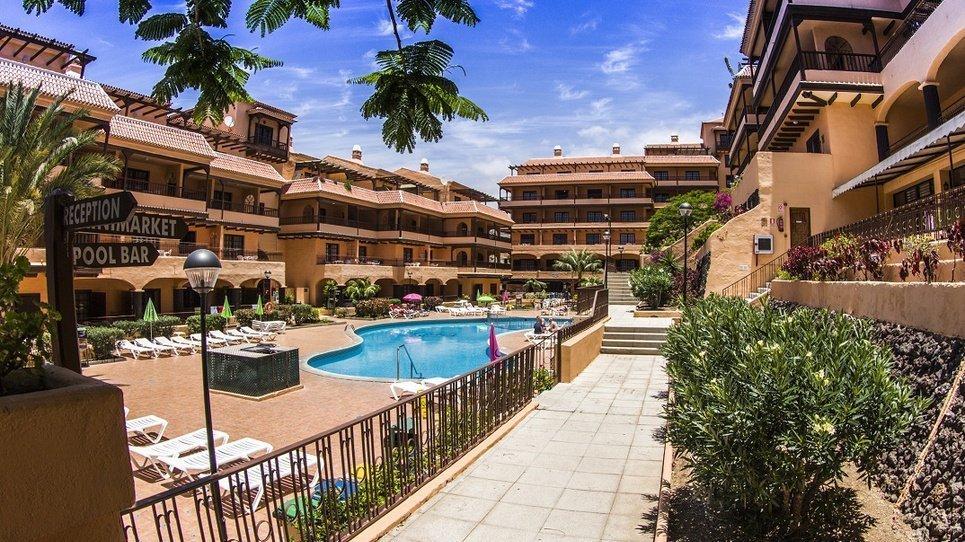 AUSSENPOOL Hotel Coral Los Alisios