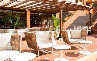 Terrasse Hotel Coral Los Alisios
