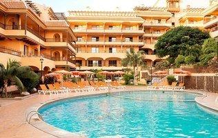 Schwimmbad Hotel Coral Los Alisios